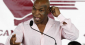 Mike Tyson not taking acting career for granted‏