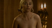 Emilia Clarke nude scenes in Game of Thrones watched with her parents