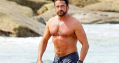Gerard Butler ready for release of new movie Keepers